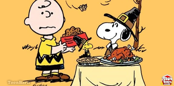 HD Quality Wallpaper | Collection: Cartoon, 575x285 A Charlie Brown Thanksgiving