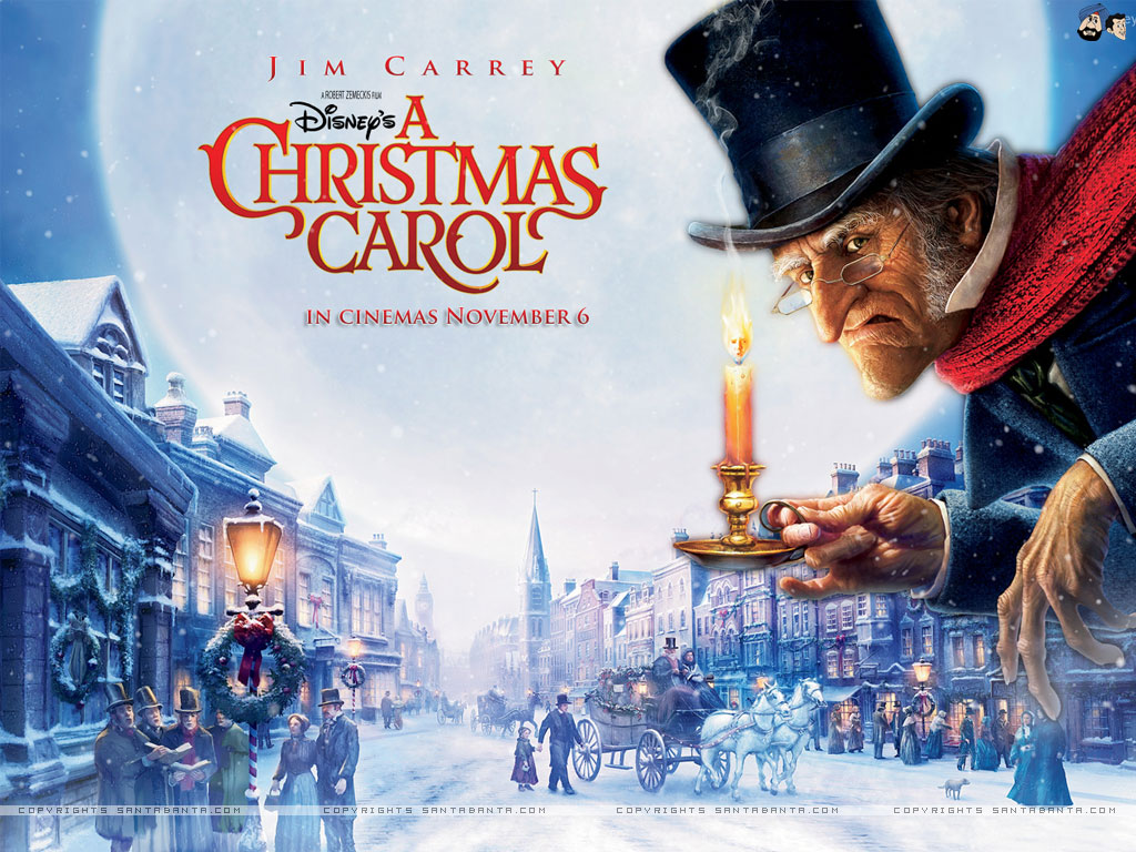 A Christmas Carol wallpapers, Movie, HQ ...