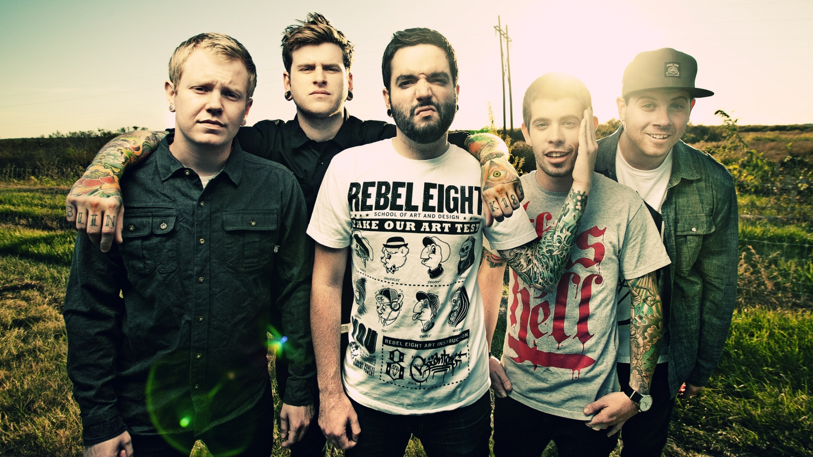 A Day To Remember Wallpapers Music Hq A Day To Remember Pictures