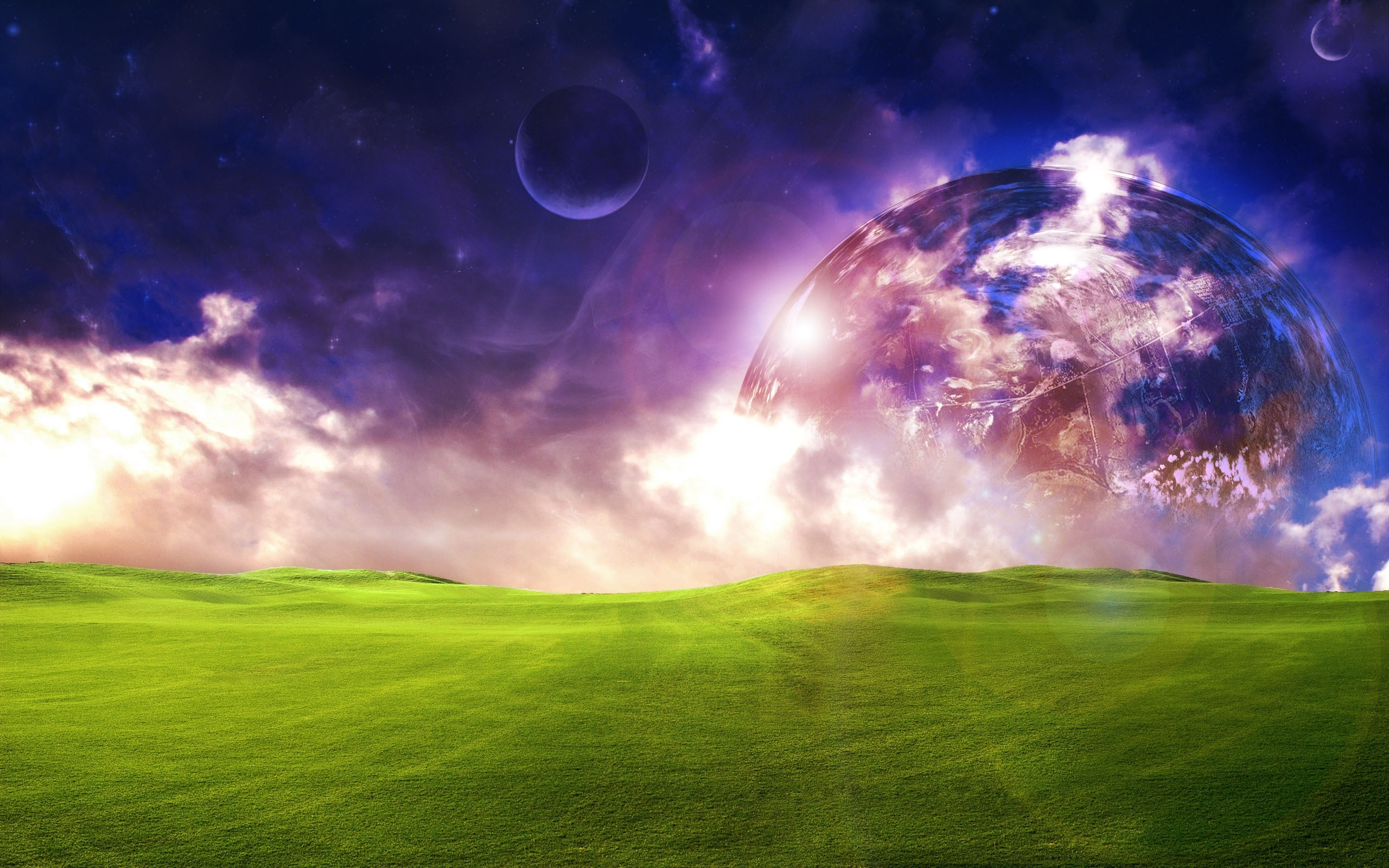A Dreamy World Backgrounds, Compatible - PC, Mobile, Gadgets| 2560x1600 px