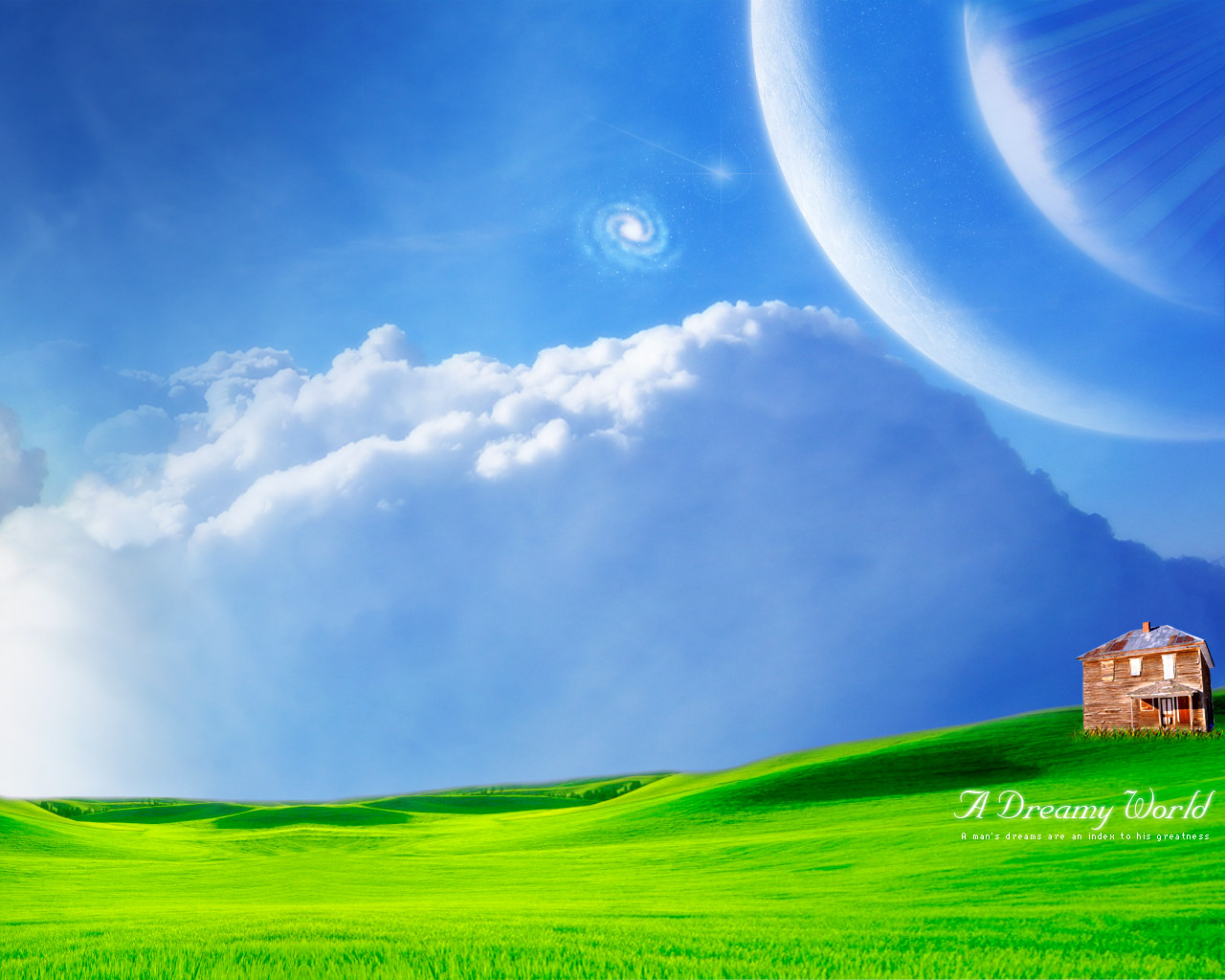 A Dreamy World HD wallpapers, Desktop wallpaper - most viewed