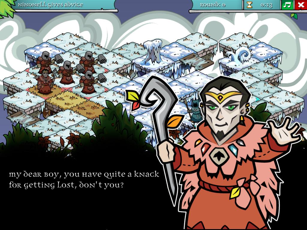 A Druid's Duel #7