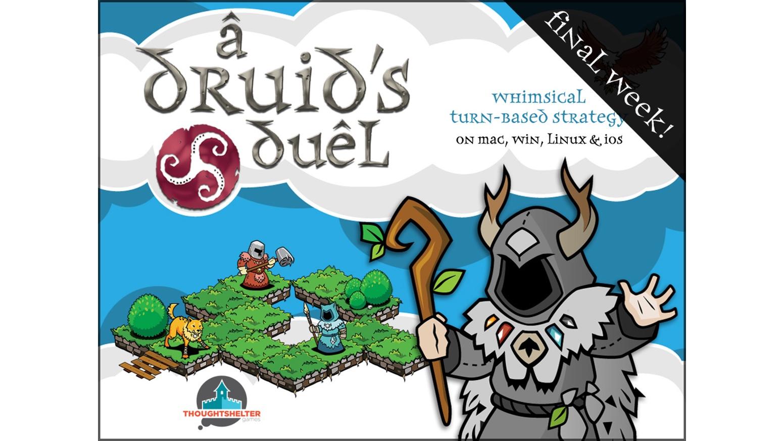 A Druid's Duel #1