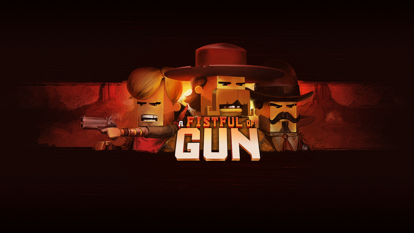 A Fistful Of Gun Pics, Video Game Collection