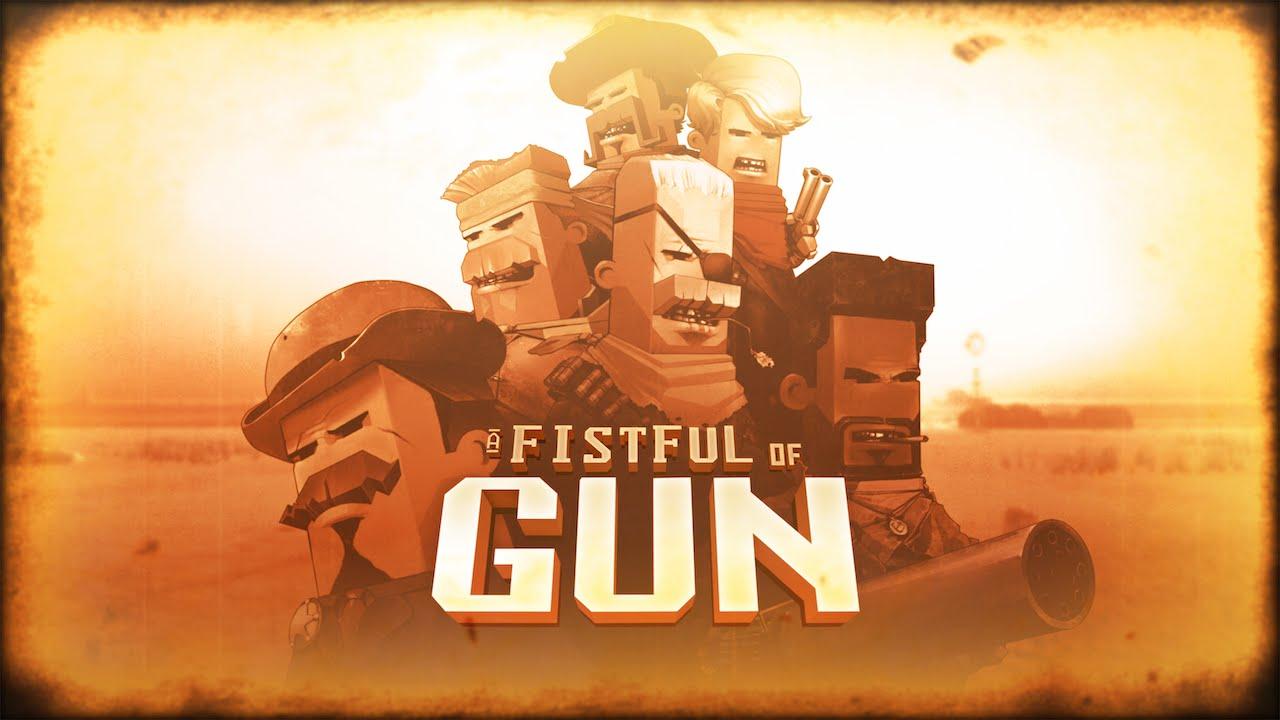 HQ A Fistful Of Gun Wallpapers | File 83.79Kb