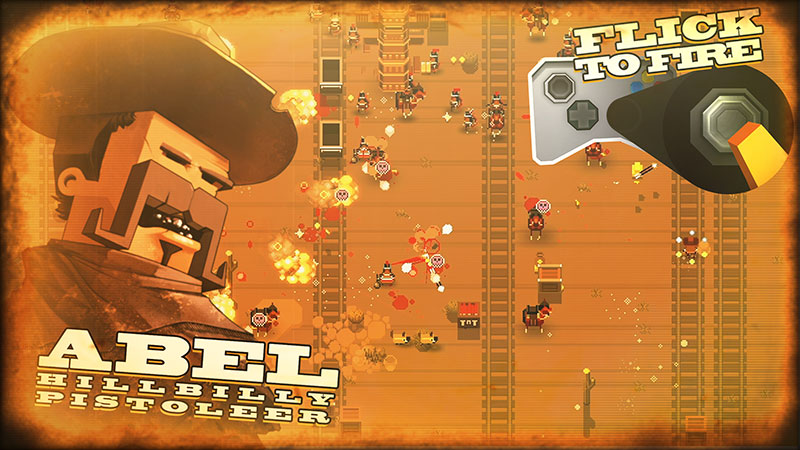 Nice Images Collection: A Fistful Of Gun Desktop Wallpapers
