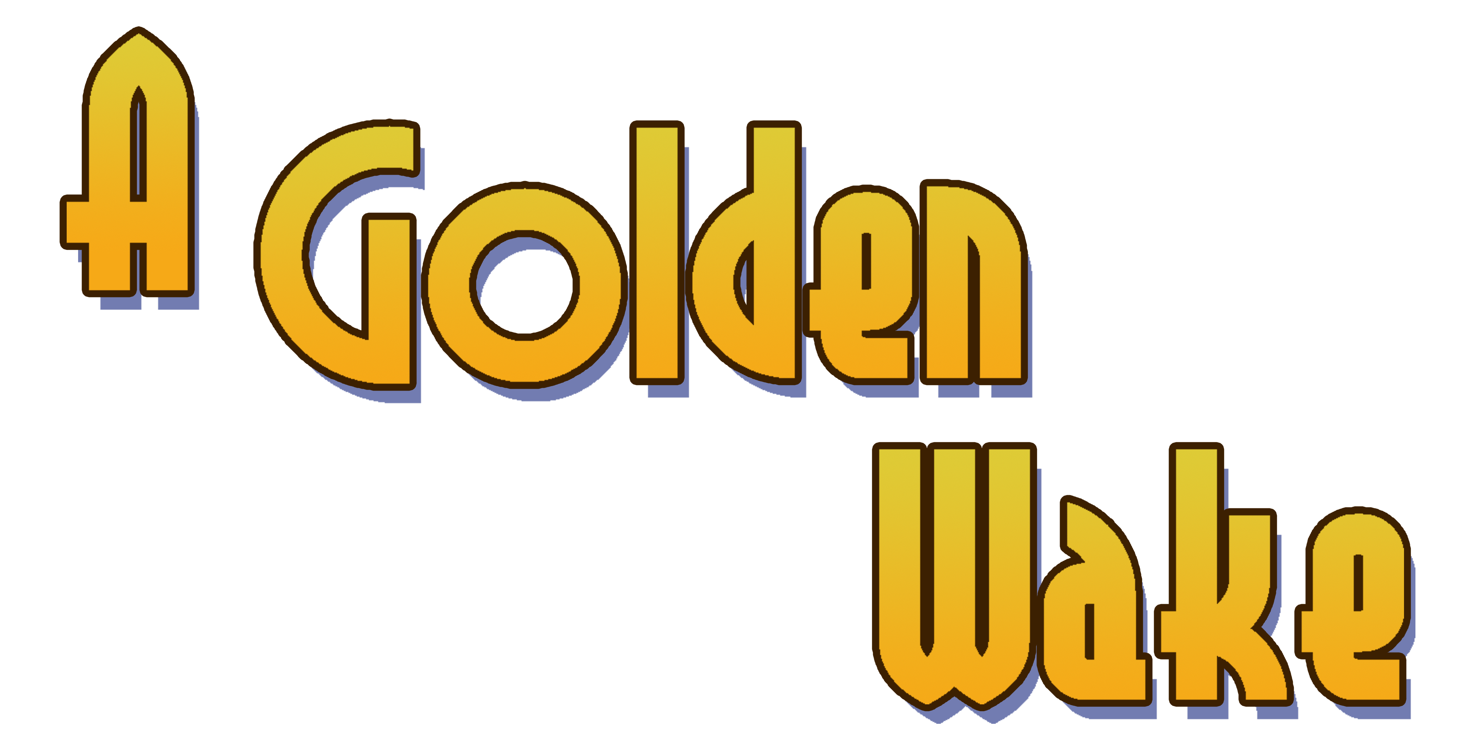 A Golden Wake High Quality Background on Wallpapers Vista