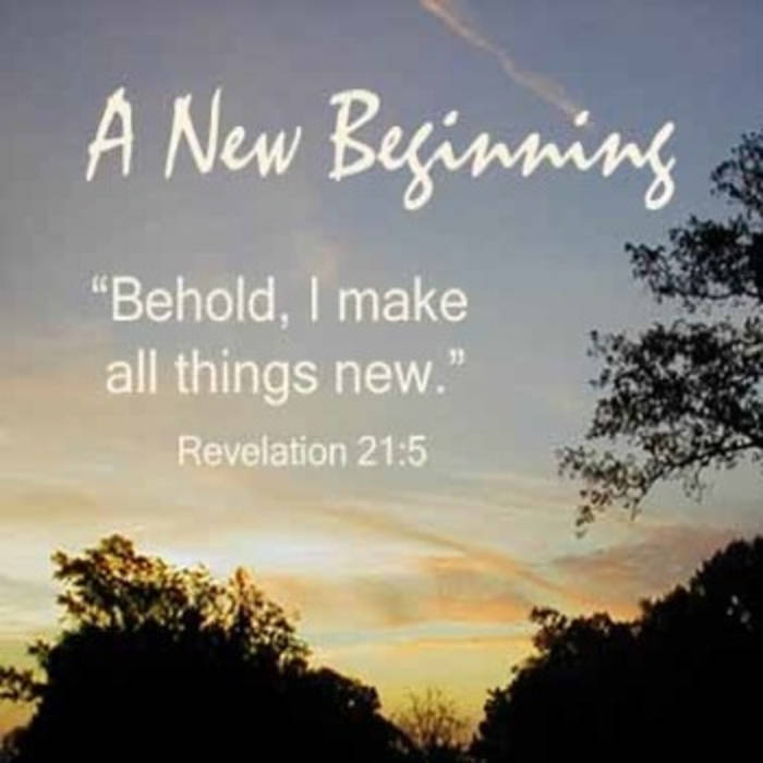 Nice wallpapers A New Beginning 700x700px