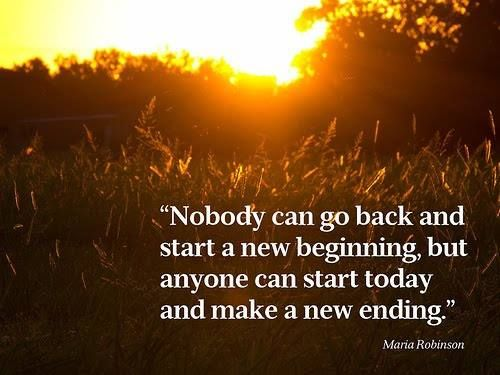 Nice wallpapers A New Beginning 500x375px