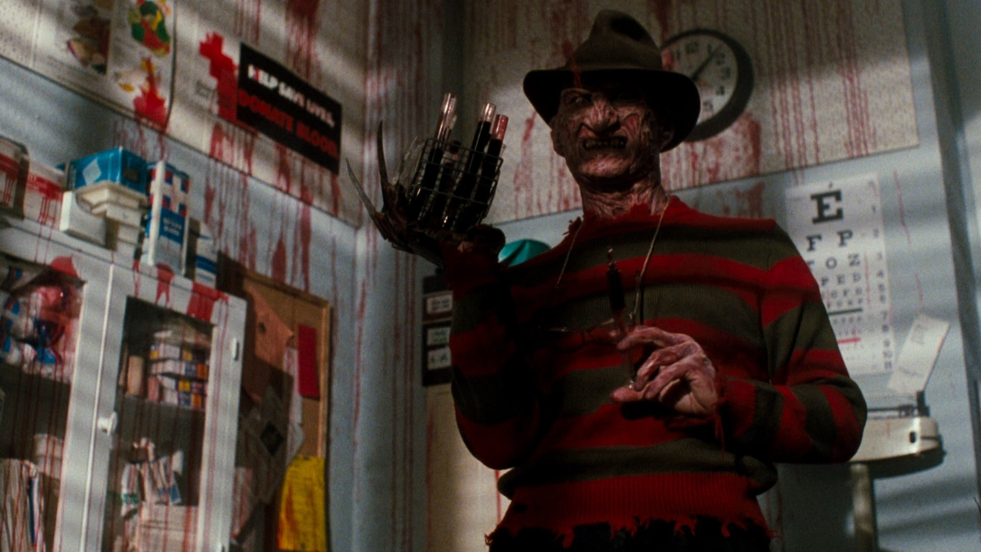 A Nightmare On Elm Street 1984 Wallpapers Movie Hq A Nightmare