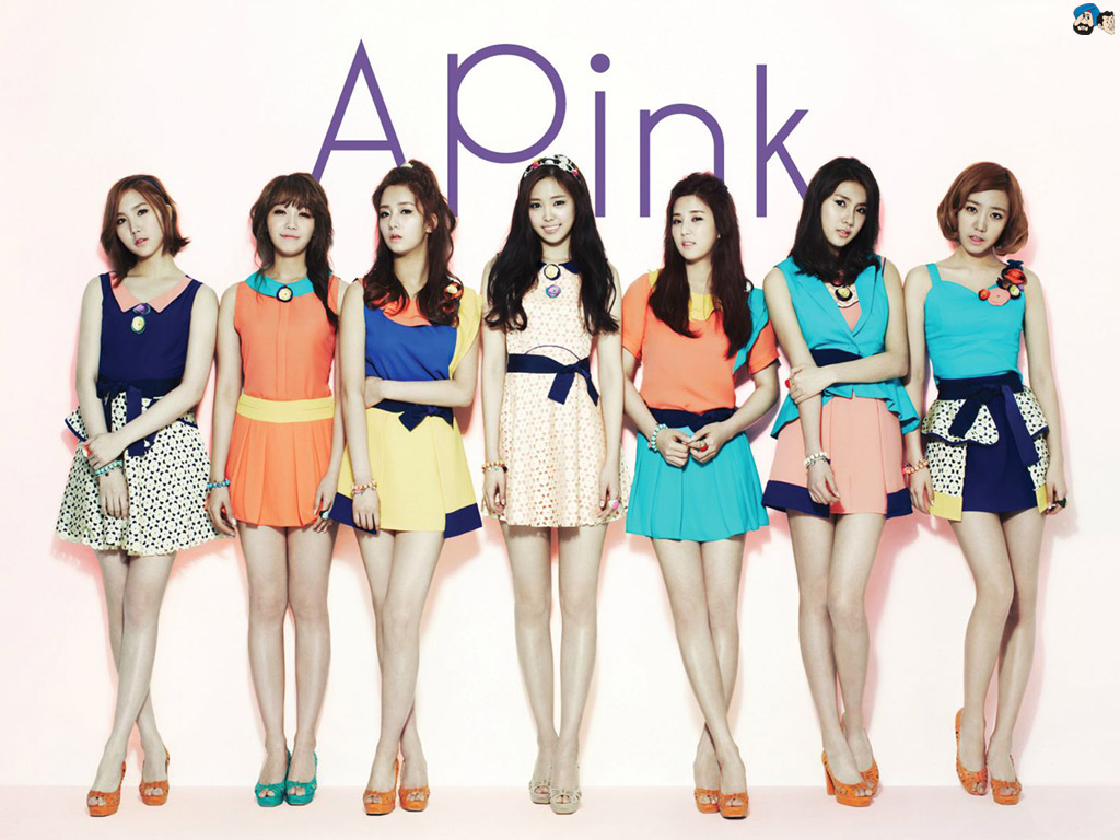 A Pink Wallpapers Music Hq A Pink Pictures 4k Wallpapers