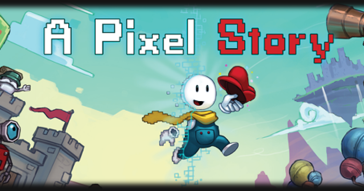 A Pixel Story Backgrounds on Wallpapers Vista