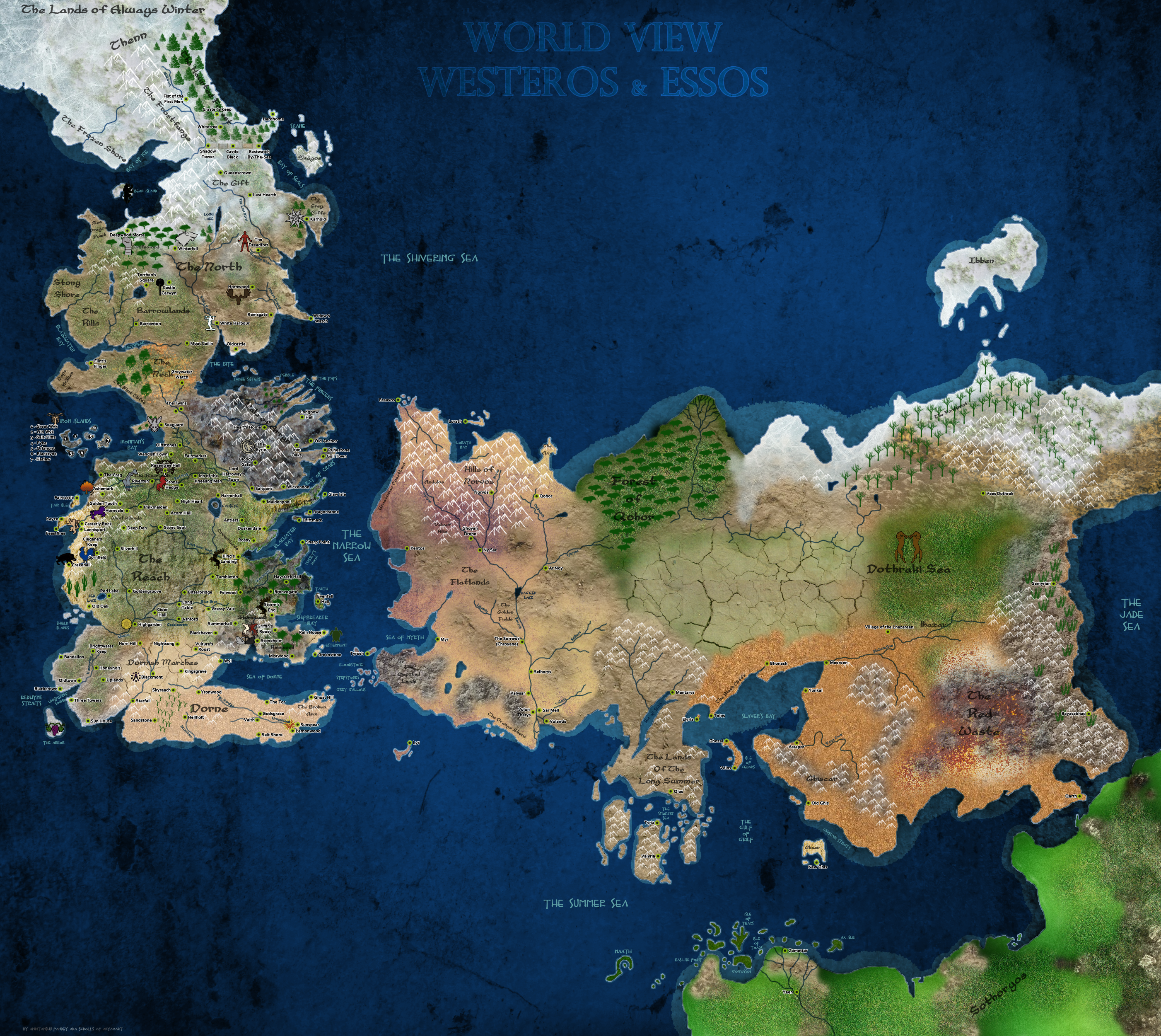 Nice Images Collection: A Song Of Ice And Fire Desktop Wallpapers