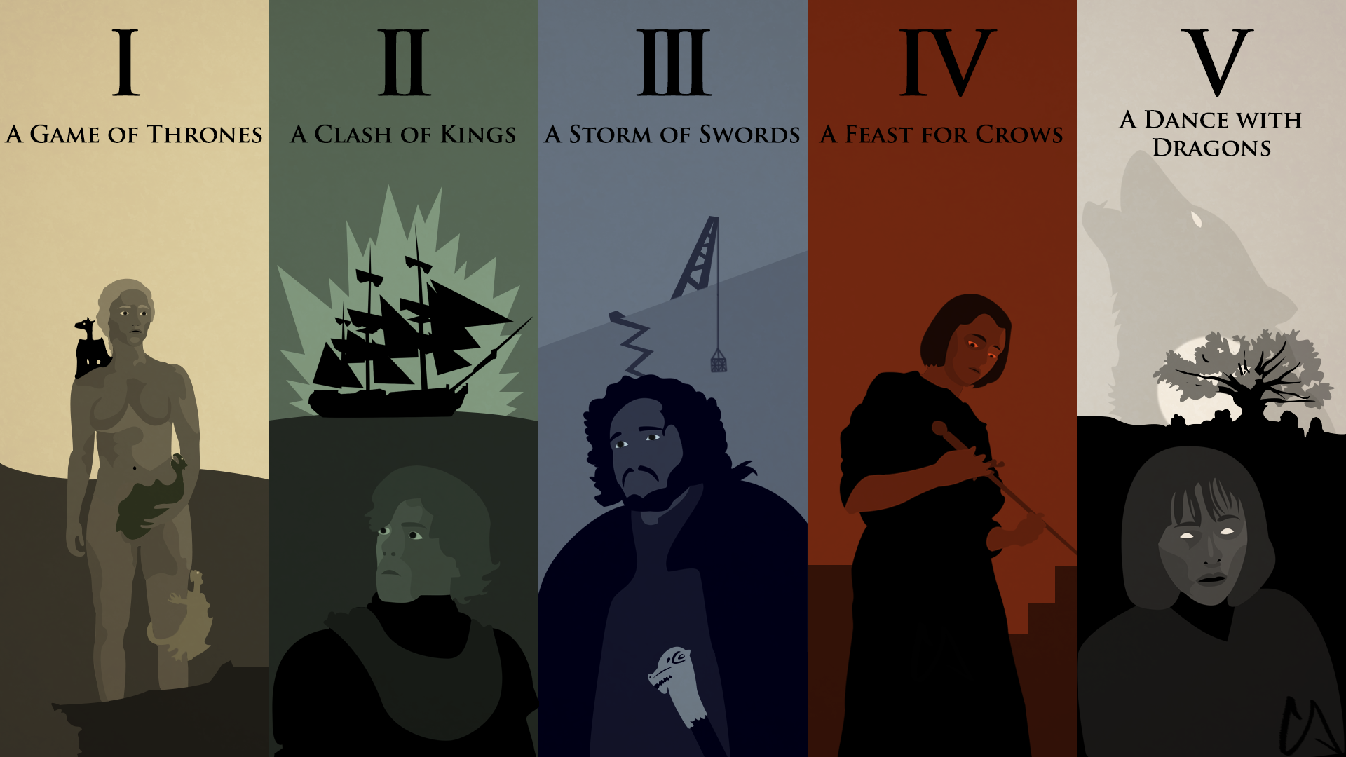 A Song Of Ice And Fire #10