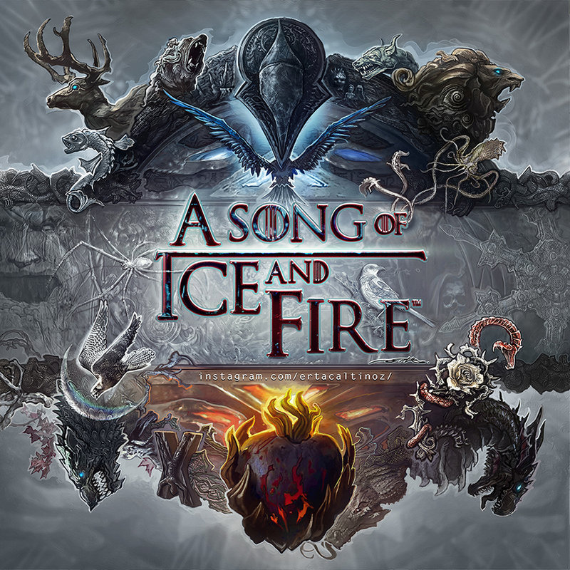 A Song Of Ice And Fire #13