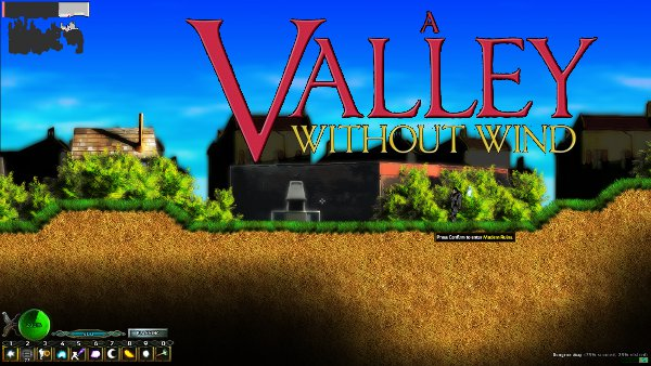 A Valley Without Wind Pics, Video Game Collection