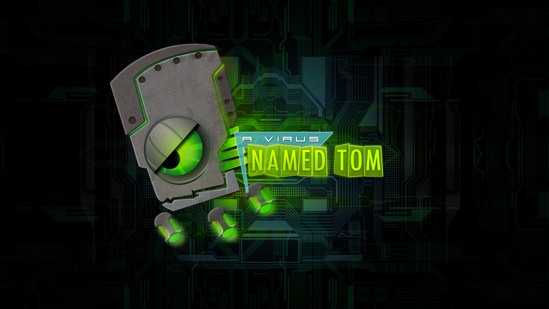A Virus Named TOM High Quality Background on Wallpapers Vista