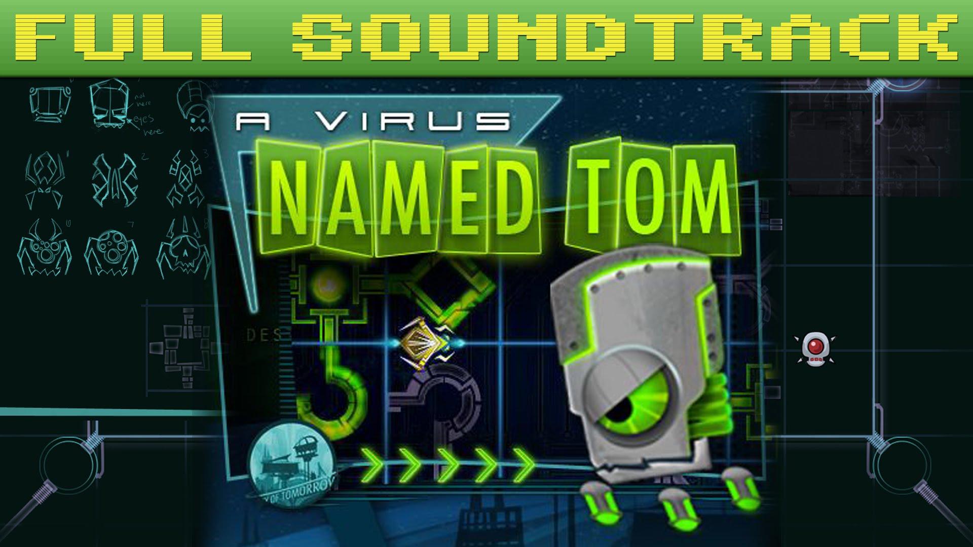 High Resolution Wallpaper | A Virus Named TOM 1920x1080 px
