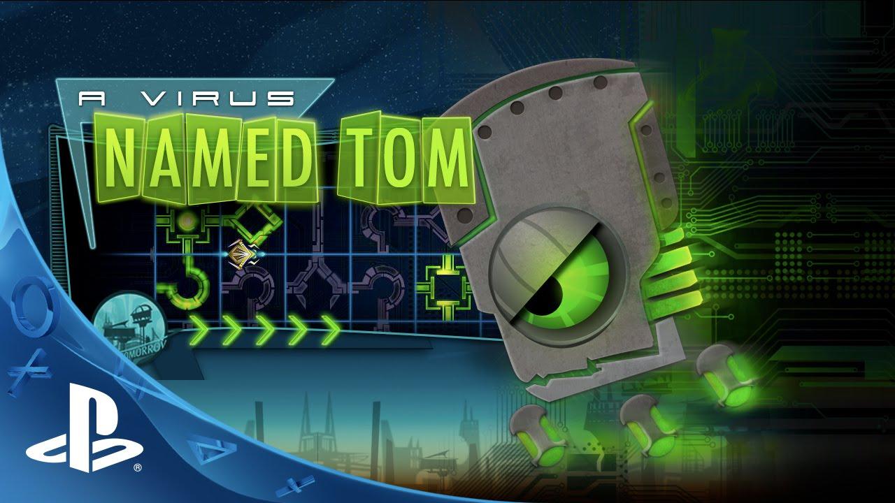 HQ A Virus Named TOM Wallpapers | File 142.67Kb