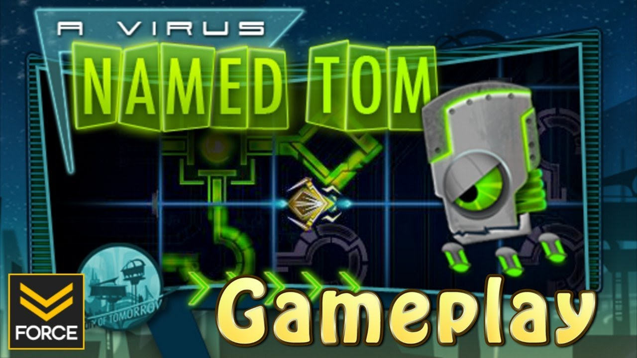 A Virus Named TOM Backgrounds, Compatible - PC, Mobile, Gadgets| 1280x720 px