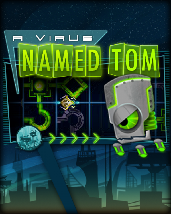 600x750 > A Virus Named TOM Wallpapers