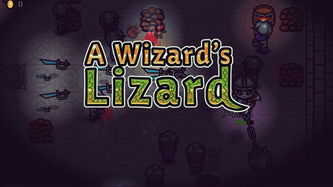 Nice wallpapers A Wizard's Lizard 1280x720px