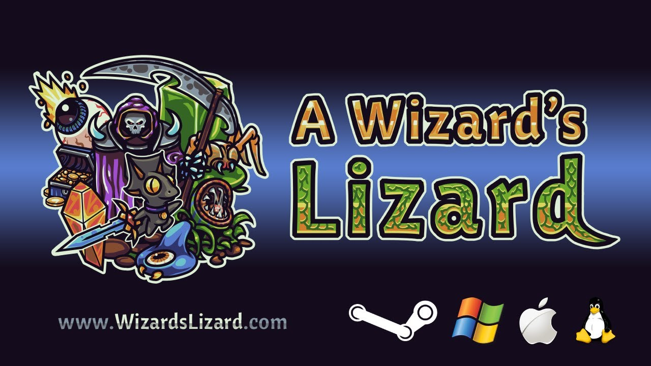 A Wizard's Lizard HD wallpapers, Desktop wallpaper - most viewed