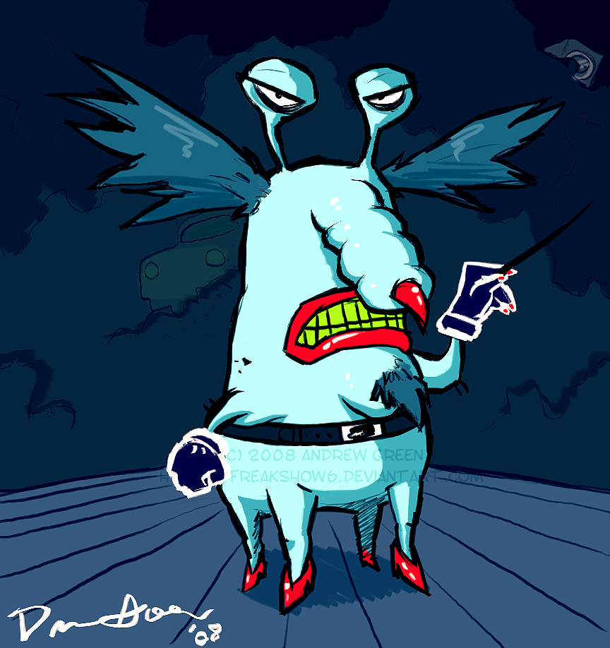 Aaahh!!! Real Monsters High Quality Background on Wallpapers Vista