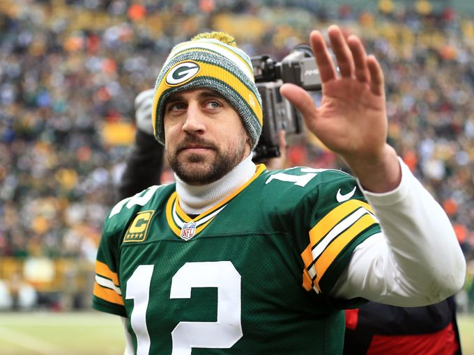 Aaron Rodgers Wallpapers Sports Hq Aaron Rodgers Pictures 4k Wallpapers 2019