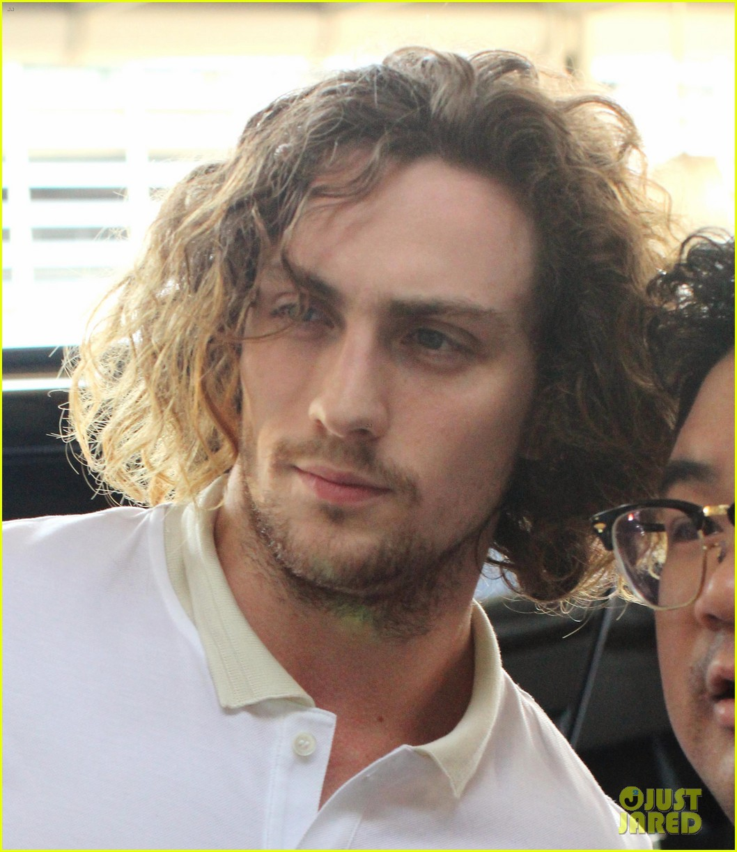 Aaron Taylor-Johnson #2