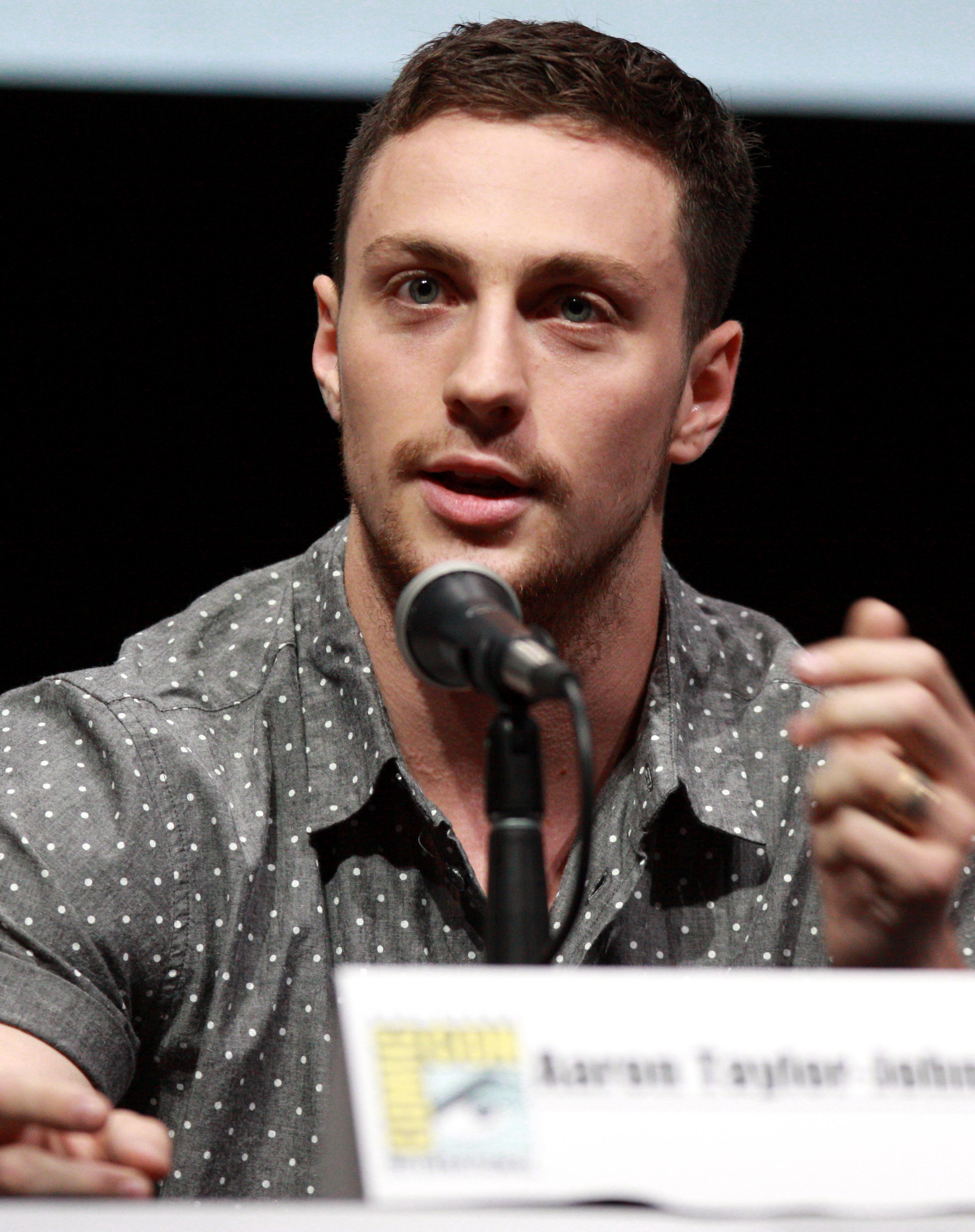 Aaron Taylor-Johnson High Quality Background on Wallpapers Vista