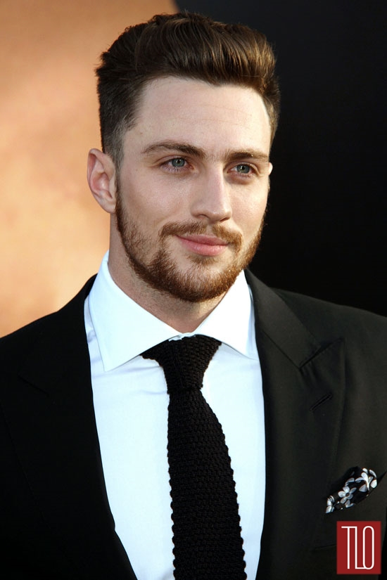 HD Quality Wallpaper | Collection: Celebrity, 550x825 Aaron Taylor-Johnson