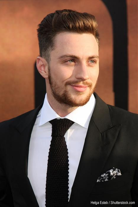 High Resolution Wallpaper | Aaron Taylor-Johnson 467x700 px