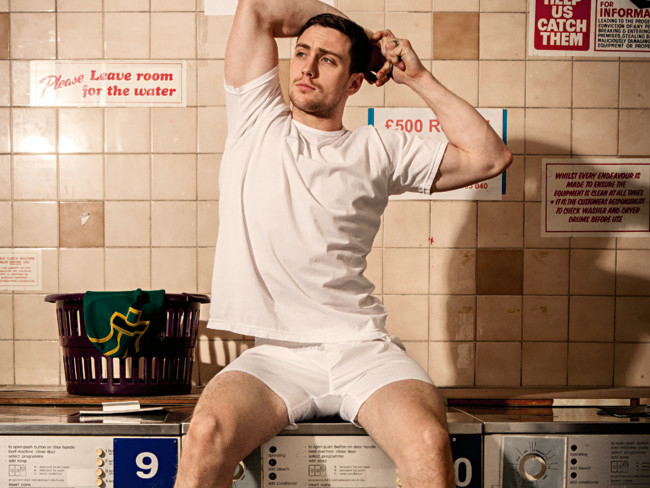 Aaron Taylor-Johnson #28