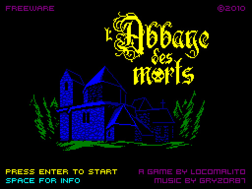 Abbaye Des Morts Backgrounds, Compatible - PC, Mobile, Gadgets  512x384 px