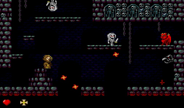 HD Quality Wallpaper   Collection: Video Game, 635x373 Abbaye Des Morts