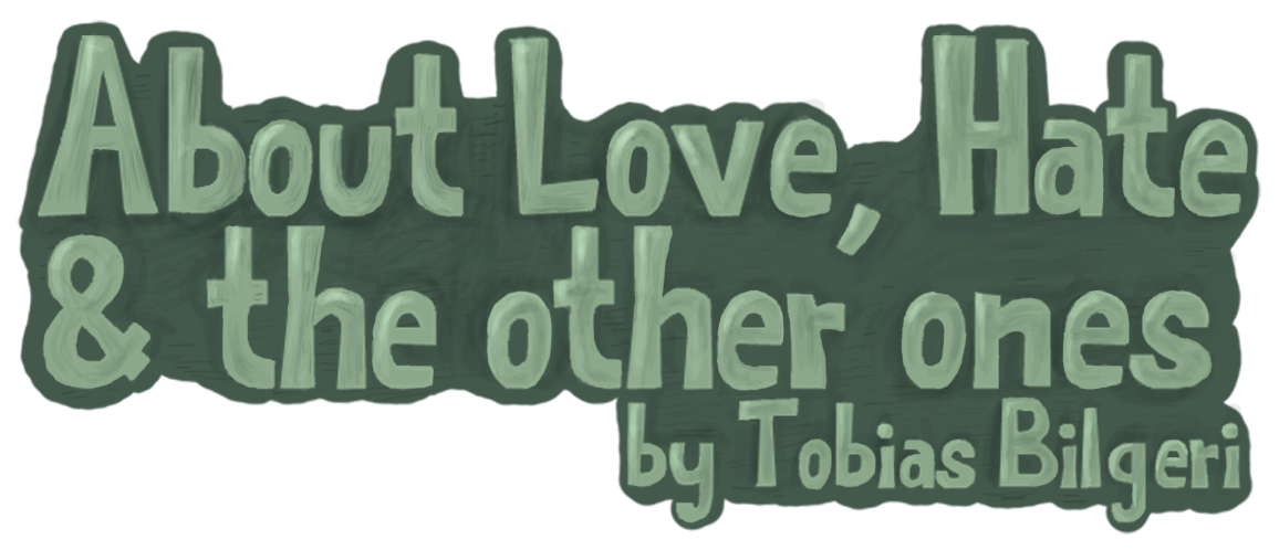 Nice wallpapers About Love, Hate And The Other Ones 1156x498px