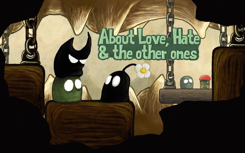 Nice Images Collection: About Love, Hate And The Other Ones Desktop Wallpapers