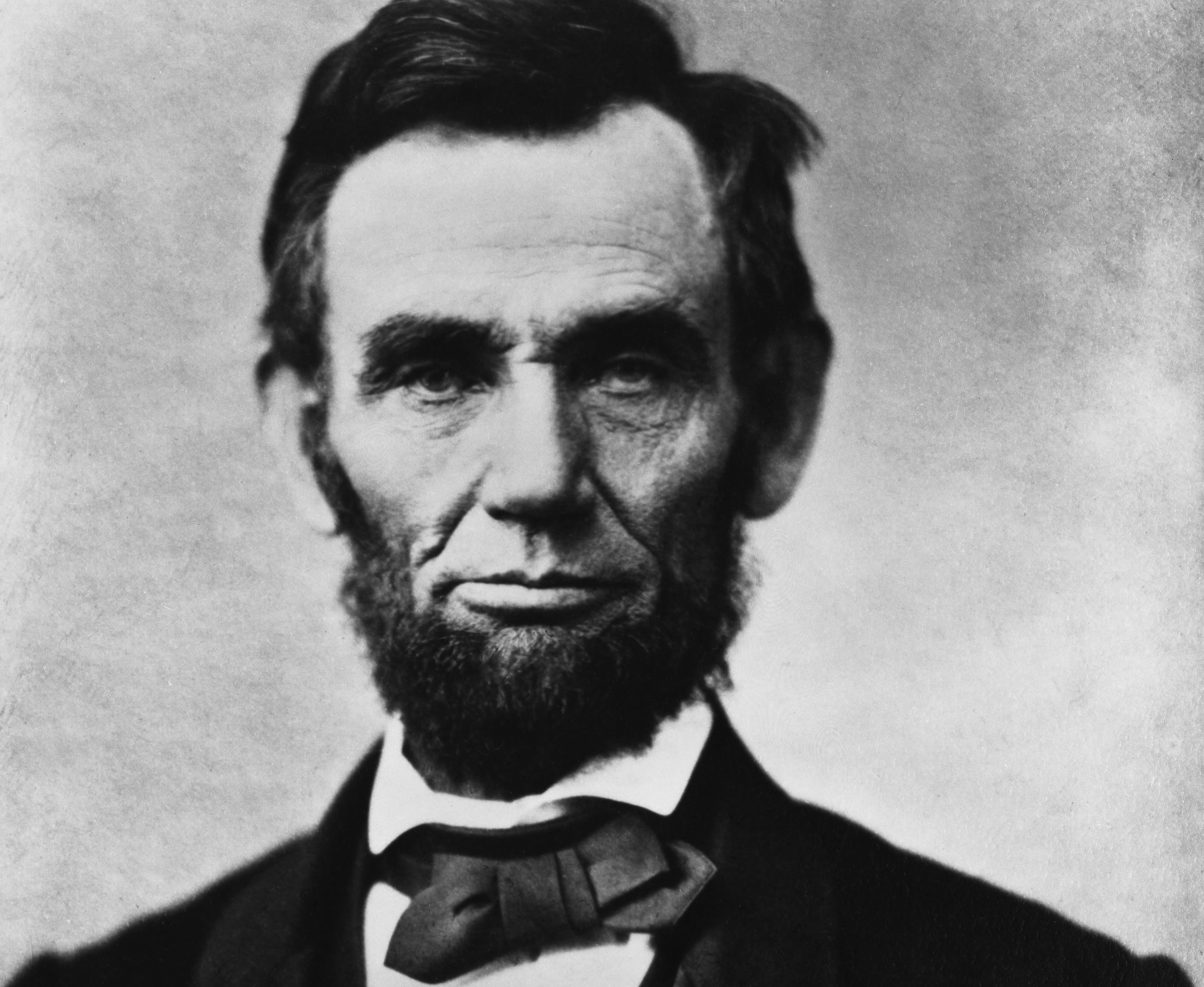 Nice Images Collection: Abraham Lincoln Desktop Wallpapers