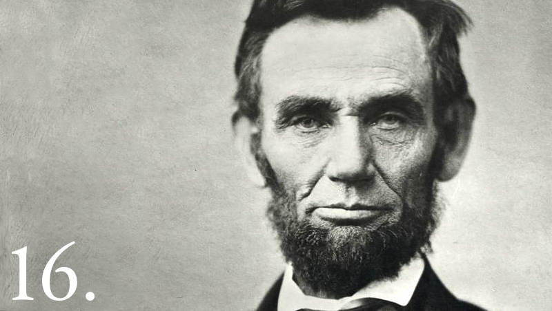 Abraham Lincoln Backgrounds, Compatible - PC, Mobile, Gadgets| 800x452 px