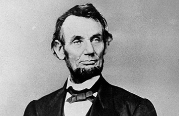 HD Quality Wallpaper | Collection: Men, 360x235 Abraham Lincoln