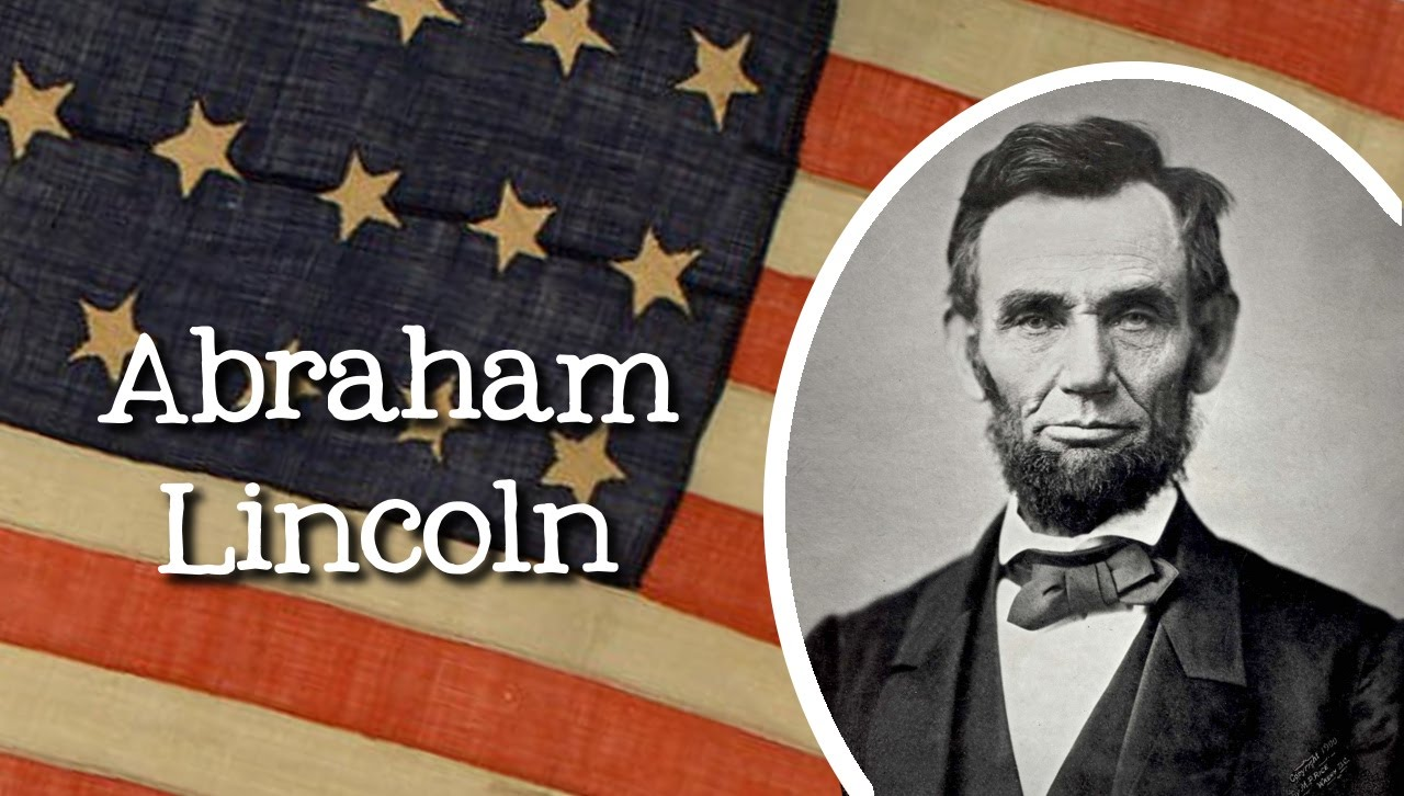 Abraham Lincoln Backgrounds, Compatible - PC, Mobile, Gadgets| 1280x726 px