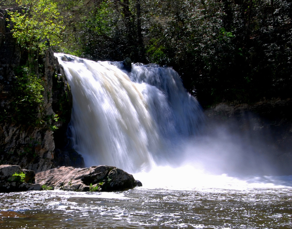 Abrams Falls Backgrounds on Wallpapers Vista