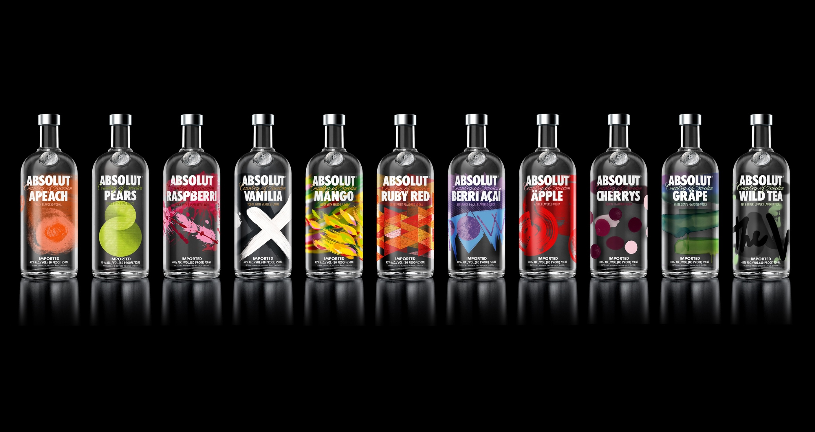 HD Quality Wallpaper | Collection: Products, 2815x1495 Absolut