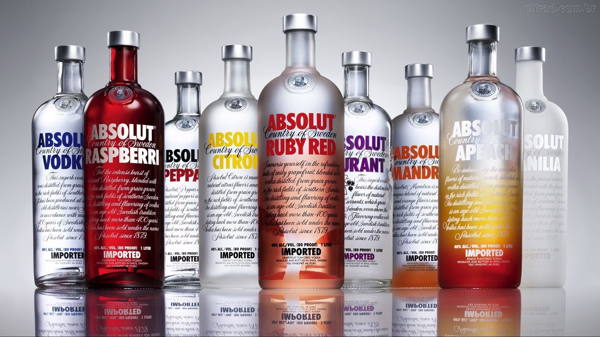 Absolut Pics, Products Collection