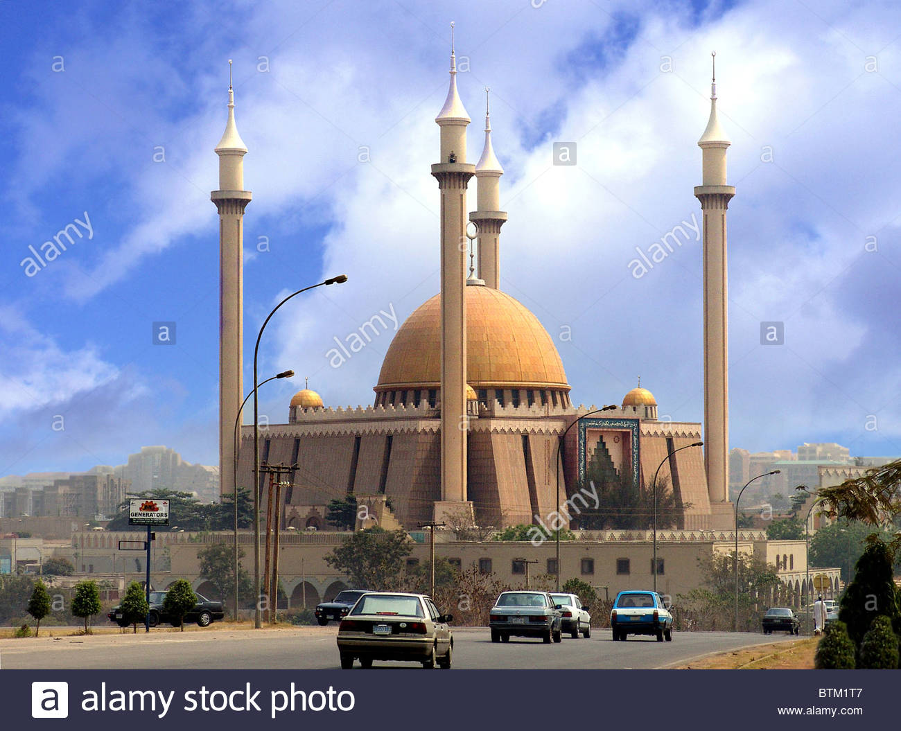 Abuja National Mosque Backgrounds on Wallpapers Vista