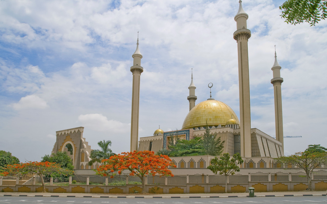 Abuja National Mosque Pics, Religious Collection