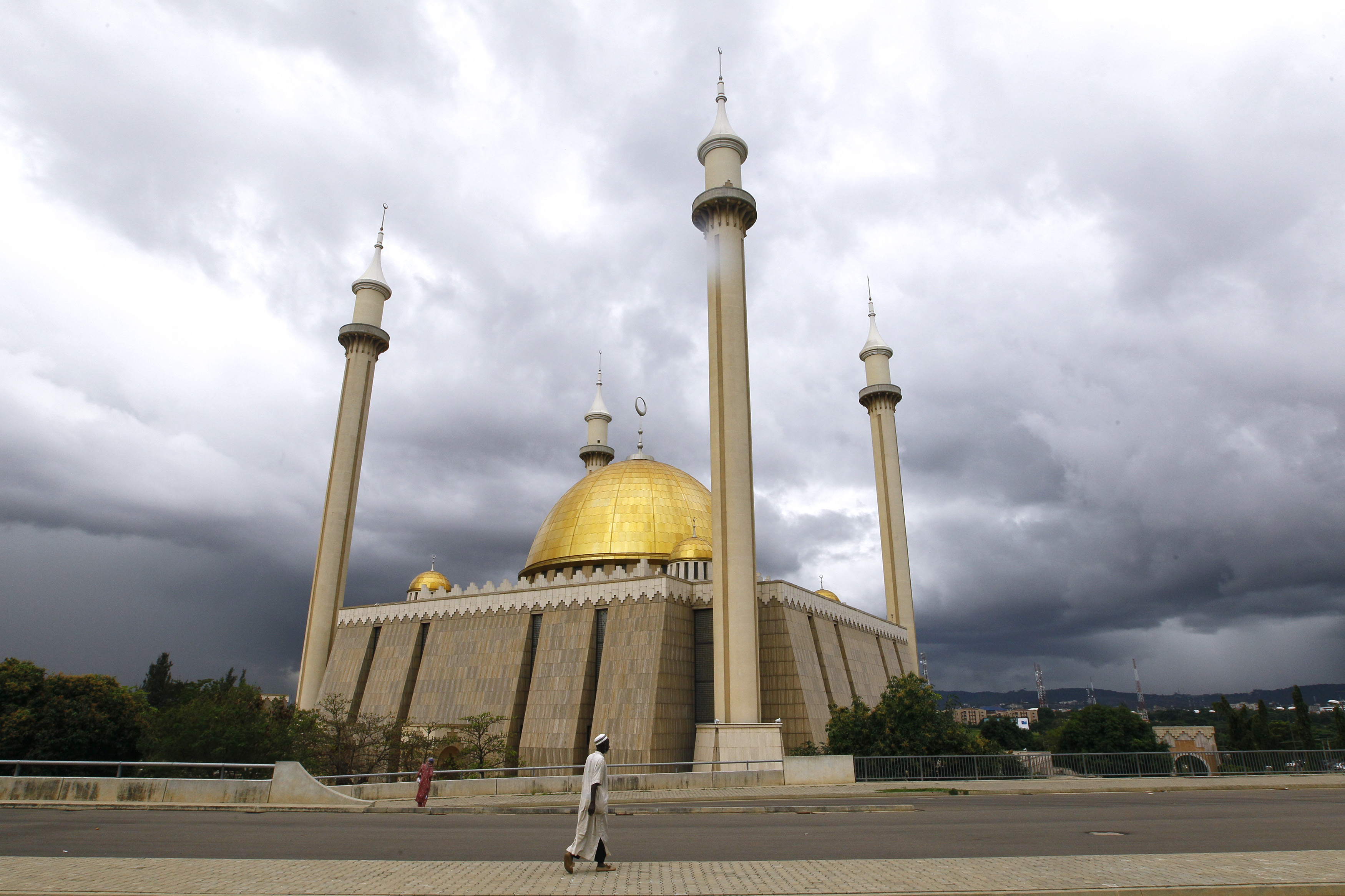 3500x2333 > Abuja National Mosque Wallpapers