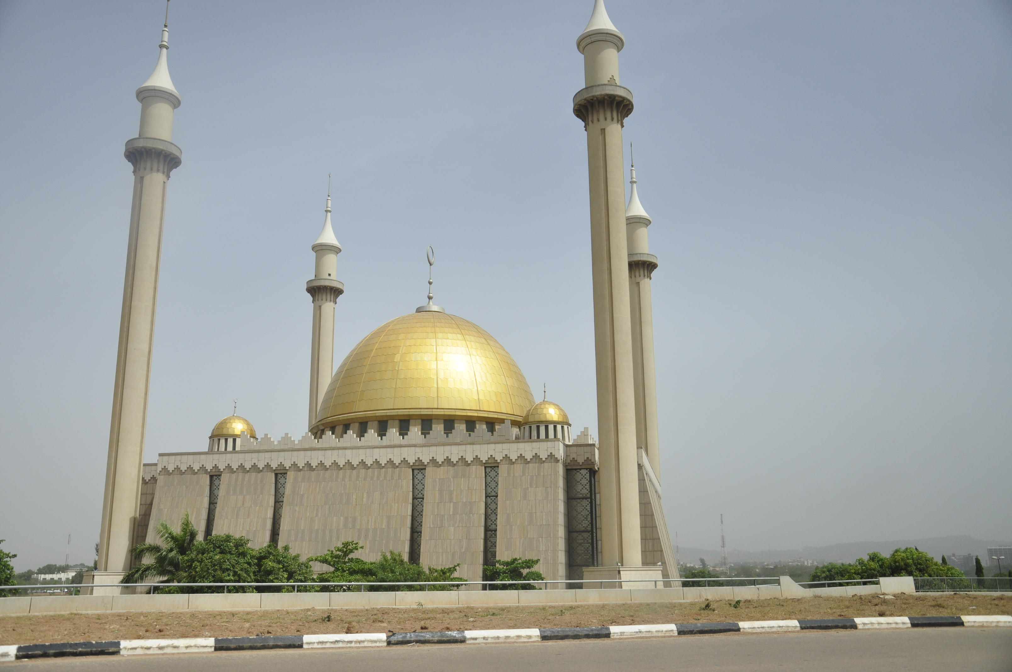 3216x2136 > Abuja National Mosque Wallpapers