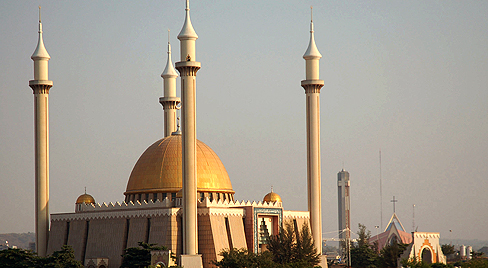 HQ Abuja National Mosque Wallpapers | File 166.77Kb
